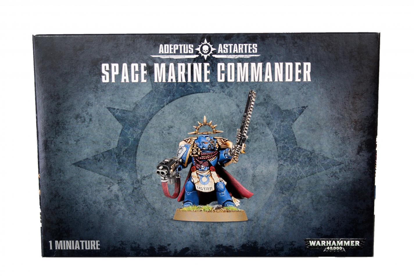 Space Marine Commander