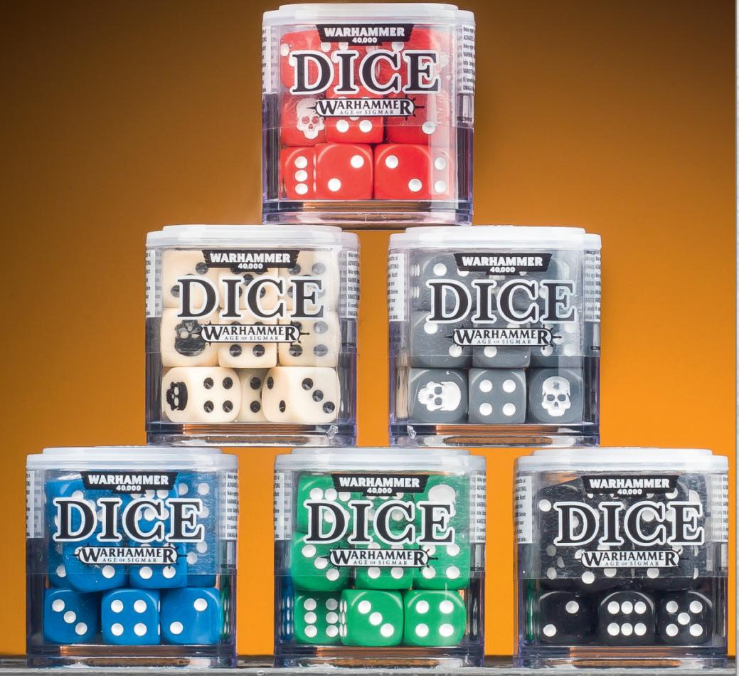 12mm Dice Set