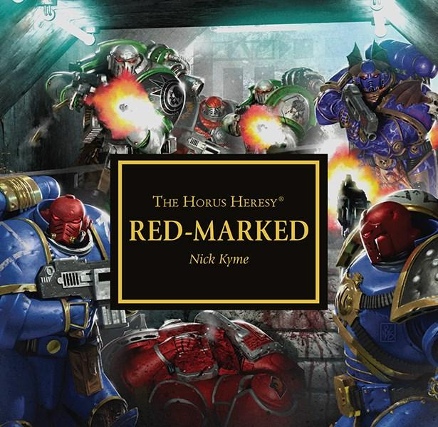 Horus Heresy: Red-marked (Audiobook)