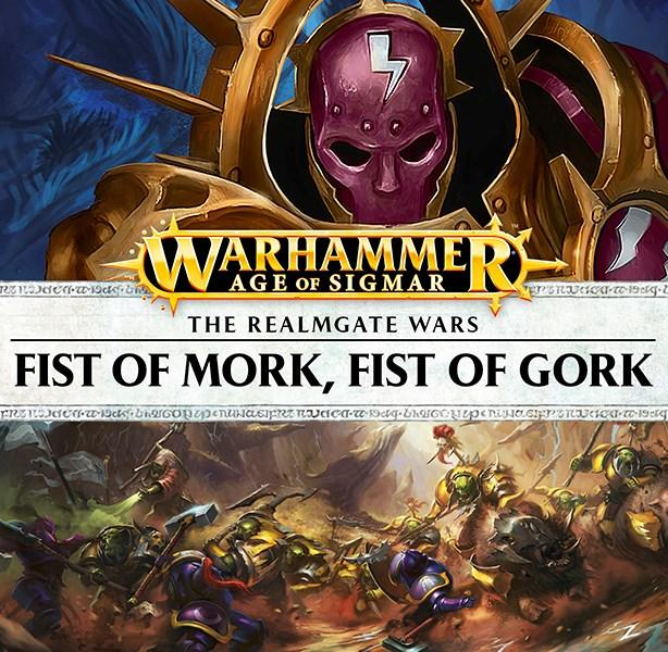 Realmgate Wars: Fist of Gork/fist of Mork (Audiobook)