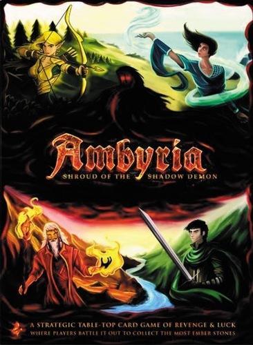 Ambyria: Shroud of the Shadow Demon Card Game