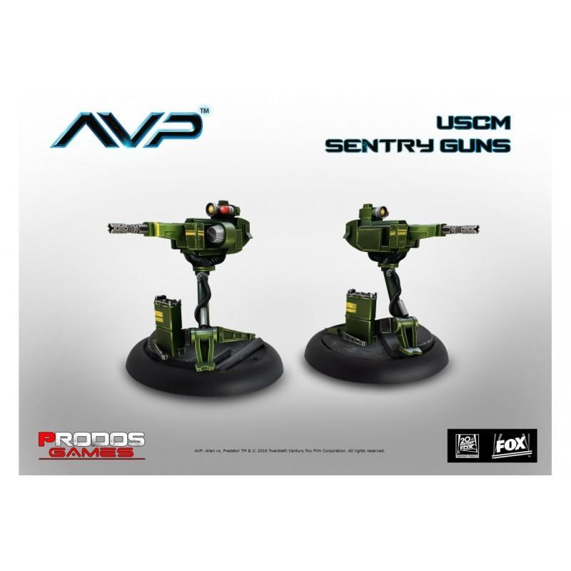 Sentry Guns