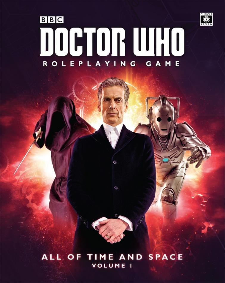 All of Time and Space Volume 1: Doctor Who RPG