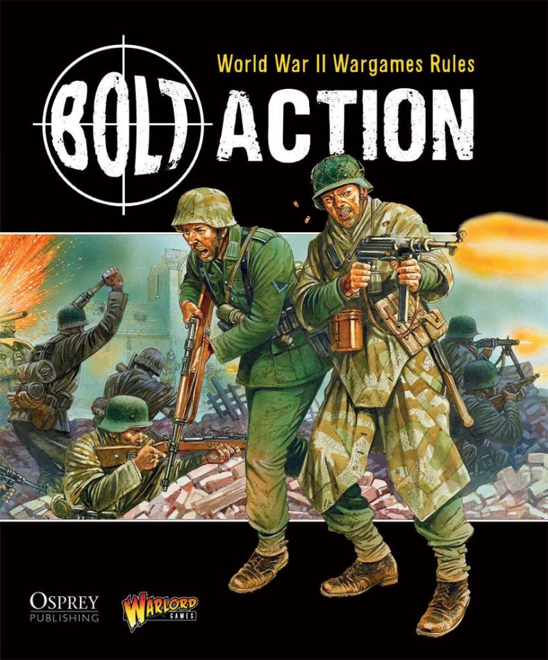 Bolt Action Rulebook - French Edition