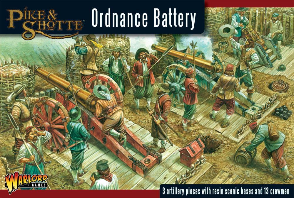 Pike & Shotte Ordnance Battery