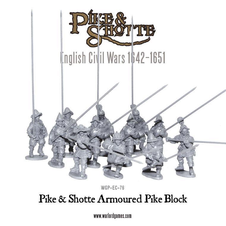 Pike & Shotte Armoured Pike Block