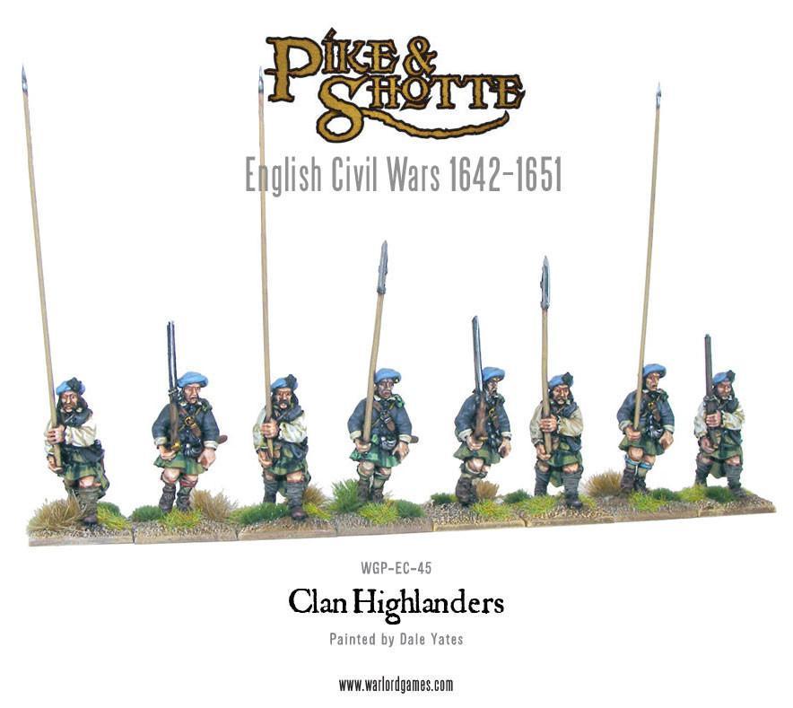 Regular Highlanders