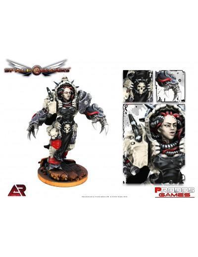 Nyx PG13: Space Crusades Exp