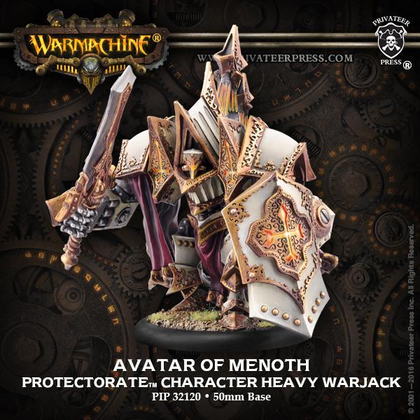 Avatar of Menoth RESCULPT