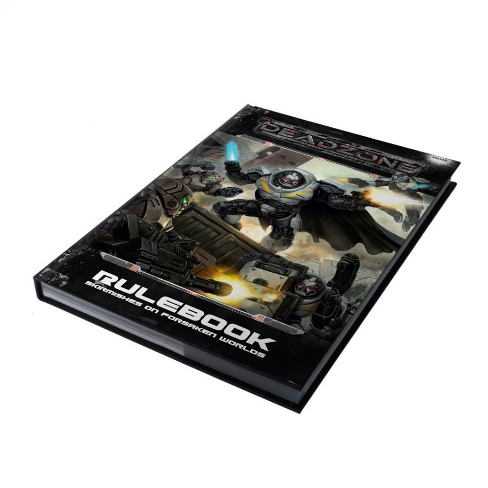 Deadzone V2 Hardback Rulebook