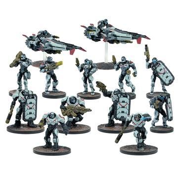 Deadzone V2 Enforcer Faction Booster