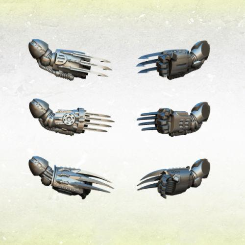 Legionary Vibro Talons Right