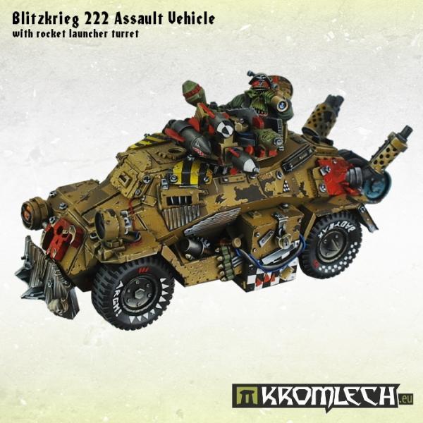 Blitzkrieg 222 Assault Vehicle