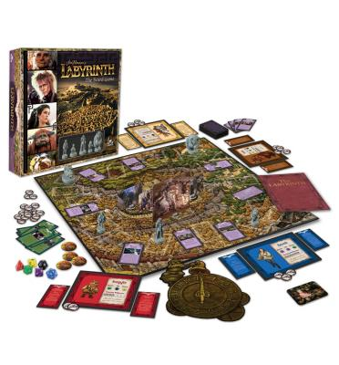 Labyrinth: The Movie Board Game