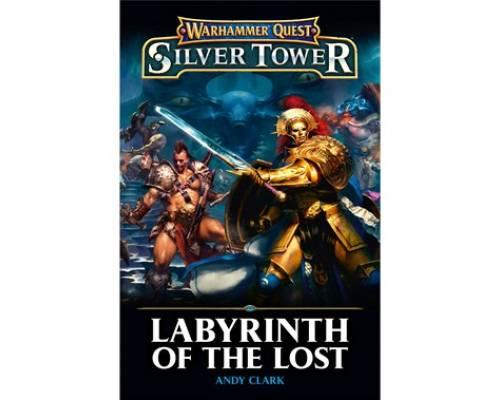 Warhammer Quest: Labyrinth of the Lost (A5 Hardback)