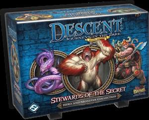 Stewards of the Secret: Hero and Monster Collection: Descent