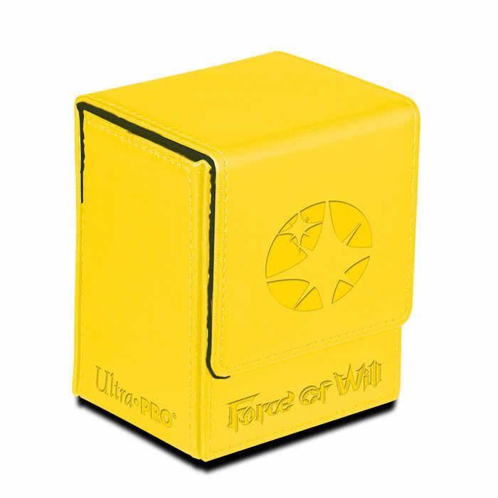 Light Magic Stone Flip Box: Force of Will