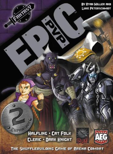 Halfling - Cat Folk - Cleric - Dark Knight: Epic PvP: Fantasy Exp