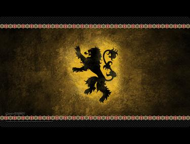 House Lannister Playmat