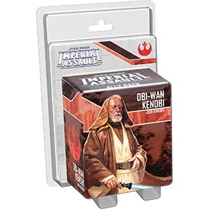 Obi-Wan Ally Pack: Star Wars Imperial Assault