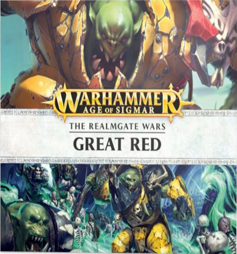 Realmgate Wars: The Great Red (Audiobook)