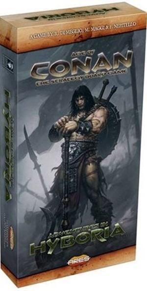 Adventures in Hyboria: Age of Conan Exp