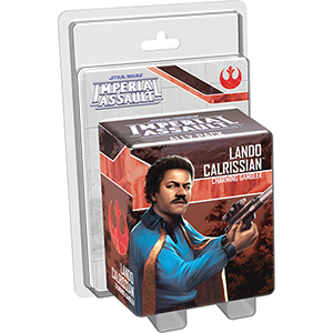 Lando Calrissian Ally Pack: Star Wars Imperial Assault