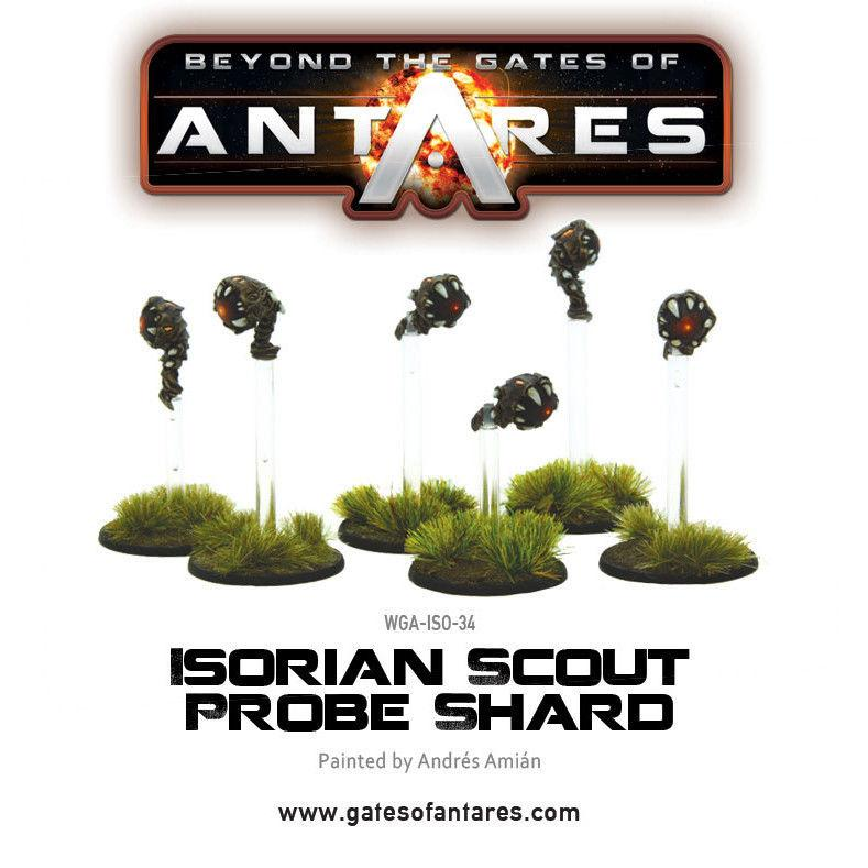 Isorian Scout Probe Shard