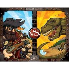 Pirates vs Dinosaurs