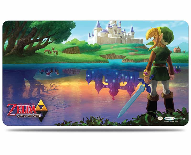 A Link Between Worlds - The Legend of Zelda Playmat