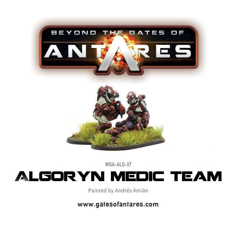 Algoryn medic team (2 Fig)