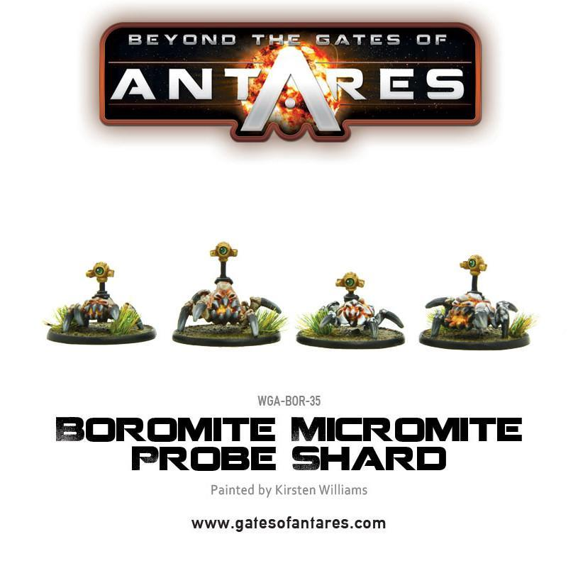 Boromite Micromite probe shard (4 Fig)