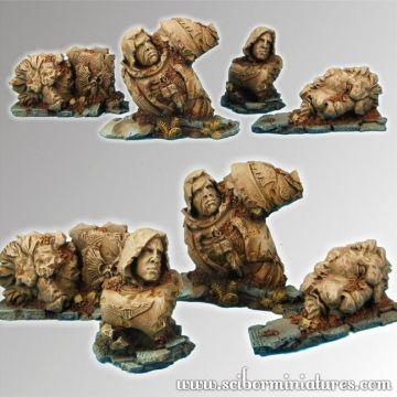 Lion Ruins Terrain (4)
