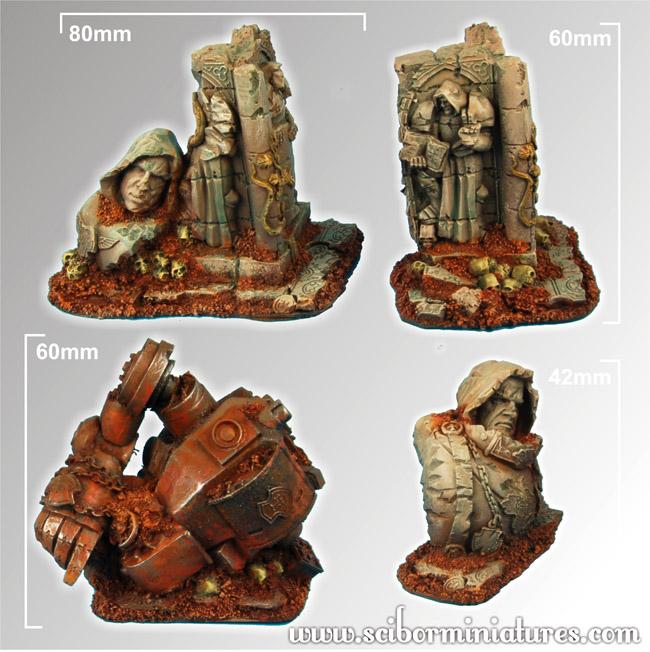 Templar Ruins Terrain (4)