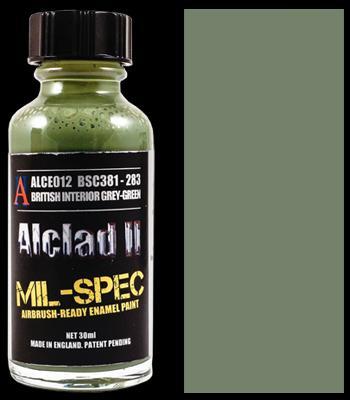 Alclad II British Interior Grey Green (30ml)