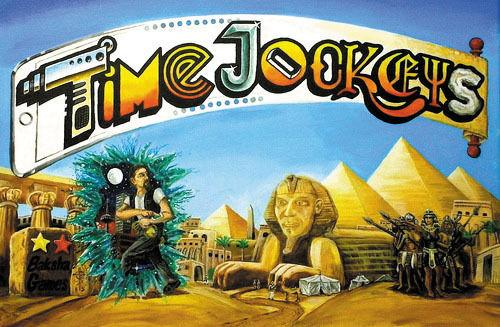 Time Jockeys