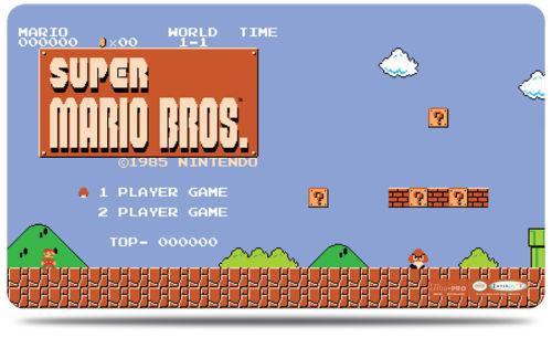 Super Mario: Level 1-1 Play Mat