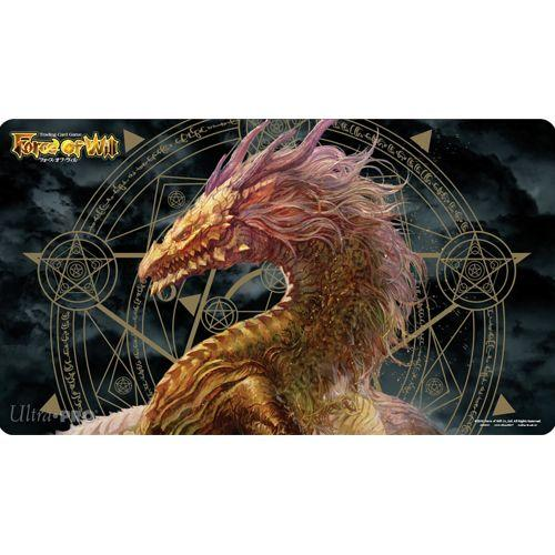 Golden Week Force of Will Limited Edition Play Mat