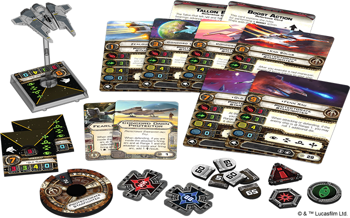 Protectorate Fighter Expansion Pack