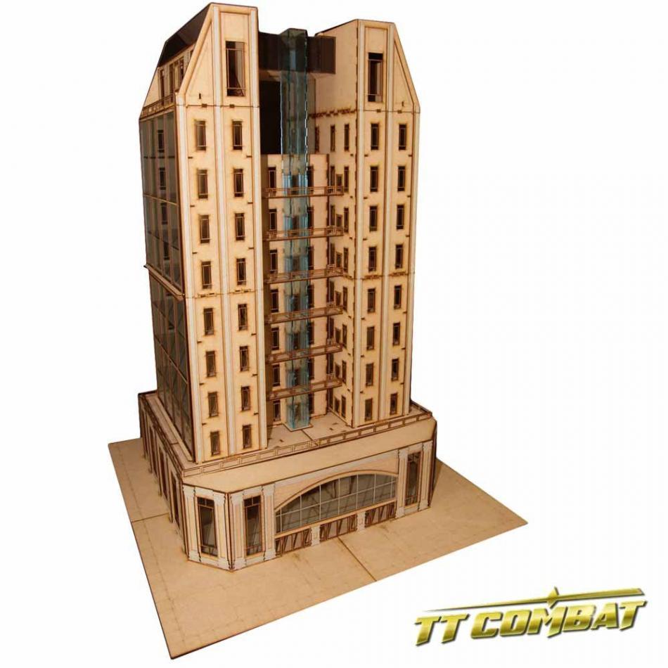 Galaxy Building