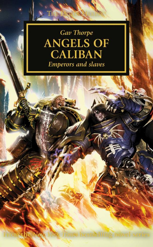 Horus Heresy: Angels of Caliban (A5 Hardback)