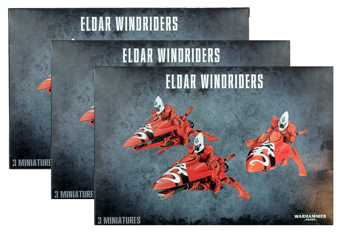 Eldar Windrider Bundle