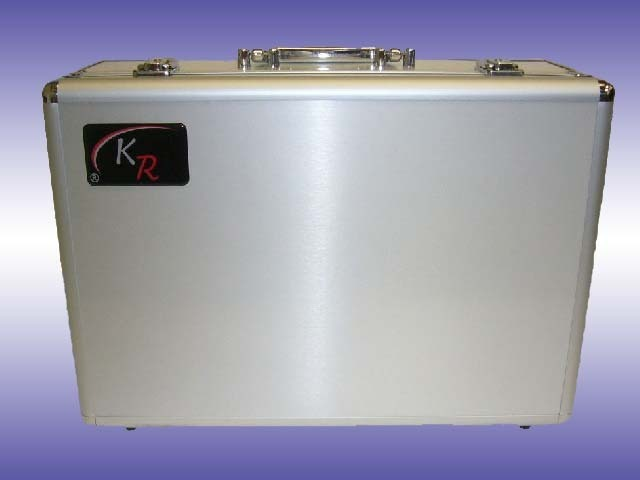 Silver N4 Aluminium Case