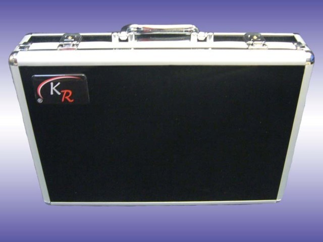 Black N8 Aluminium Case