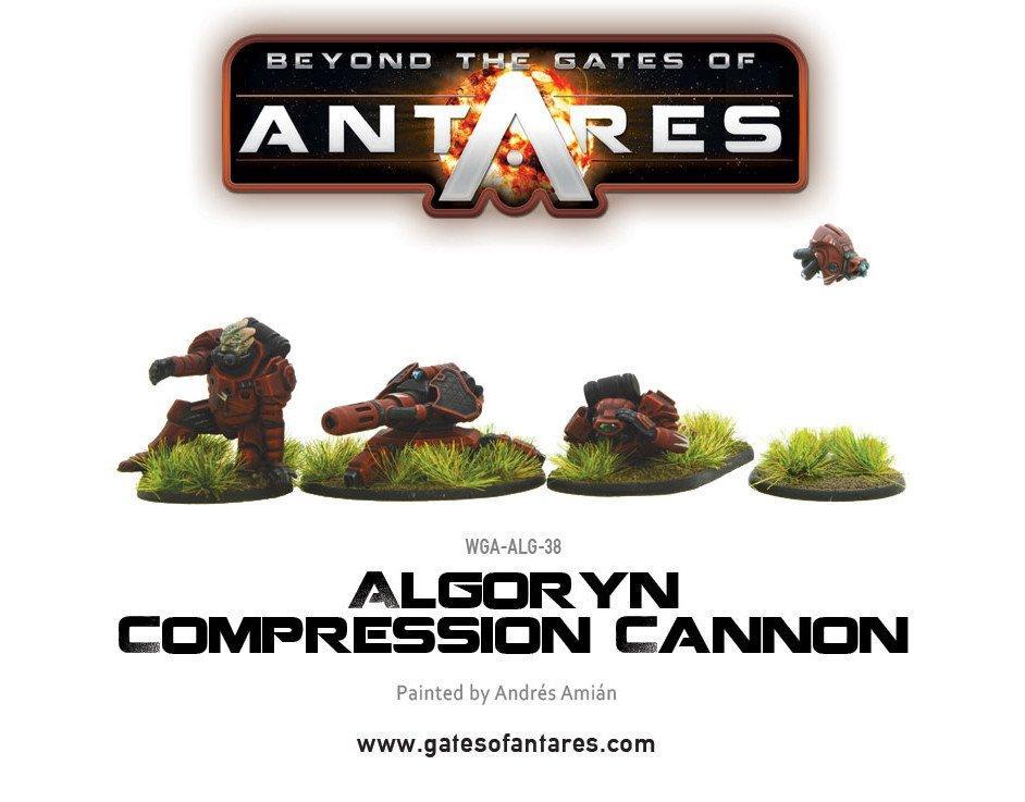 Algoryn Compression Cannon