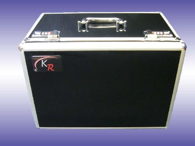 Black N12 Aluminium Case