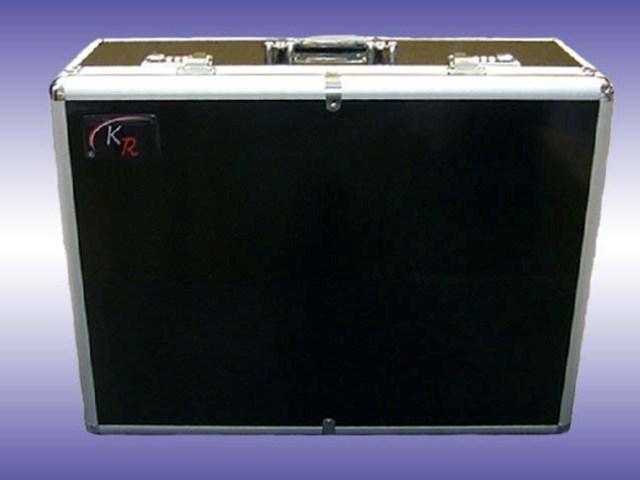 Black N16 Aluminium Case