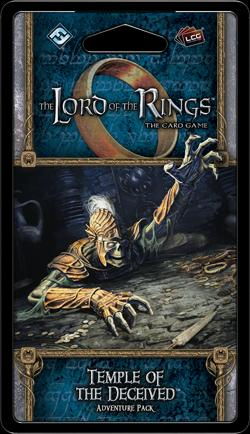 Temple of the Deceived Adventure Pack: LOTR LCG