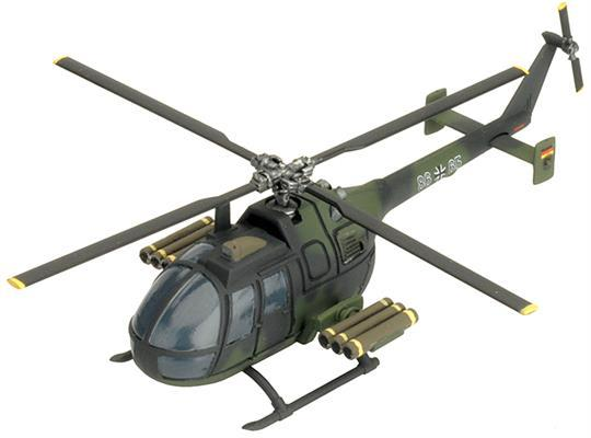 Pah Anti-tank Helicopter Flight (x2) (Plastic)