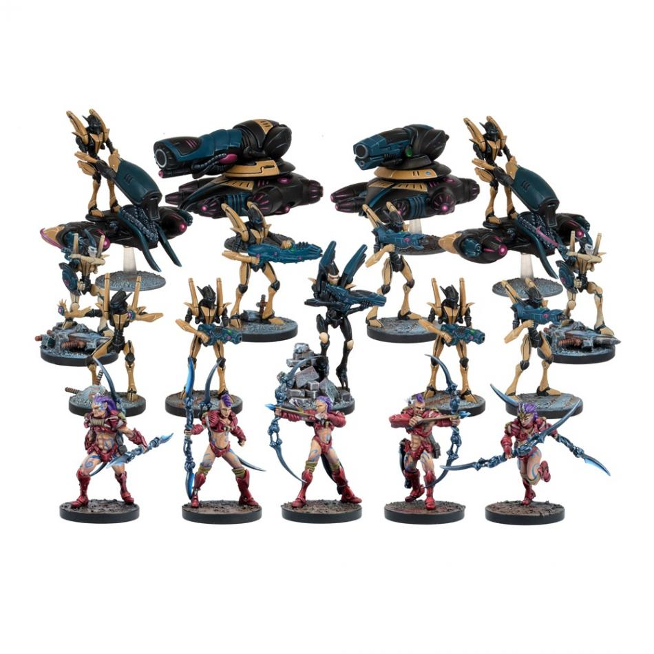 Deadzone V2 Asterian Faction Booster